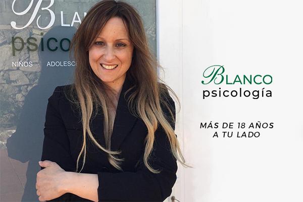 Blanco Psicologia de confianza en Vigo Ponteareas