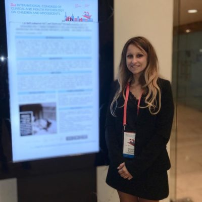 3rd INTERNATIONAL CONGRESS OF CLINICAL AND HEALTH PSYCHOLOGY ON CHILDREN AND ADOLESCENTS rosa maría blanco comesaña