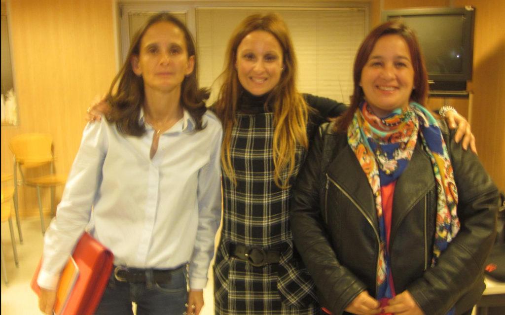 Vigo. Síndrome de Asperger Con María Pacín y Sara Lea