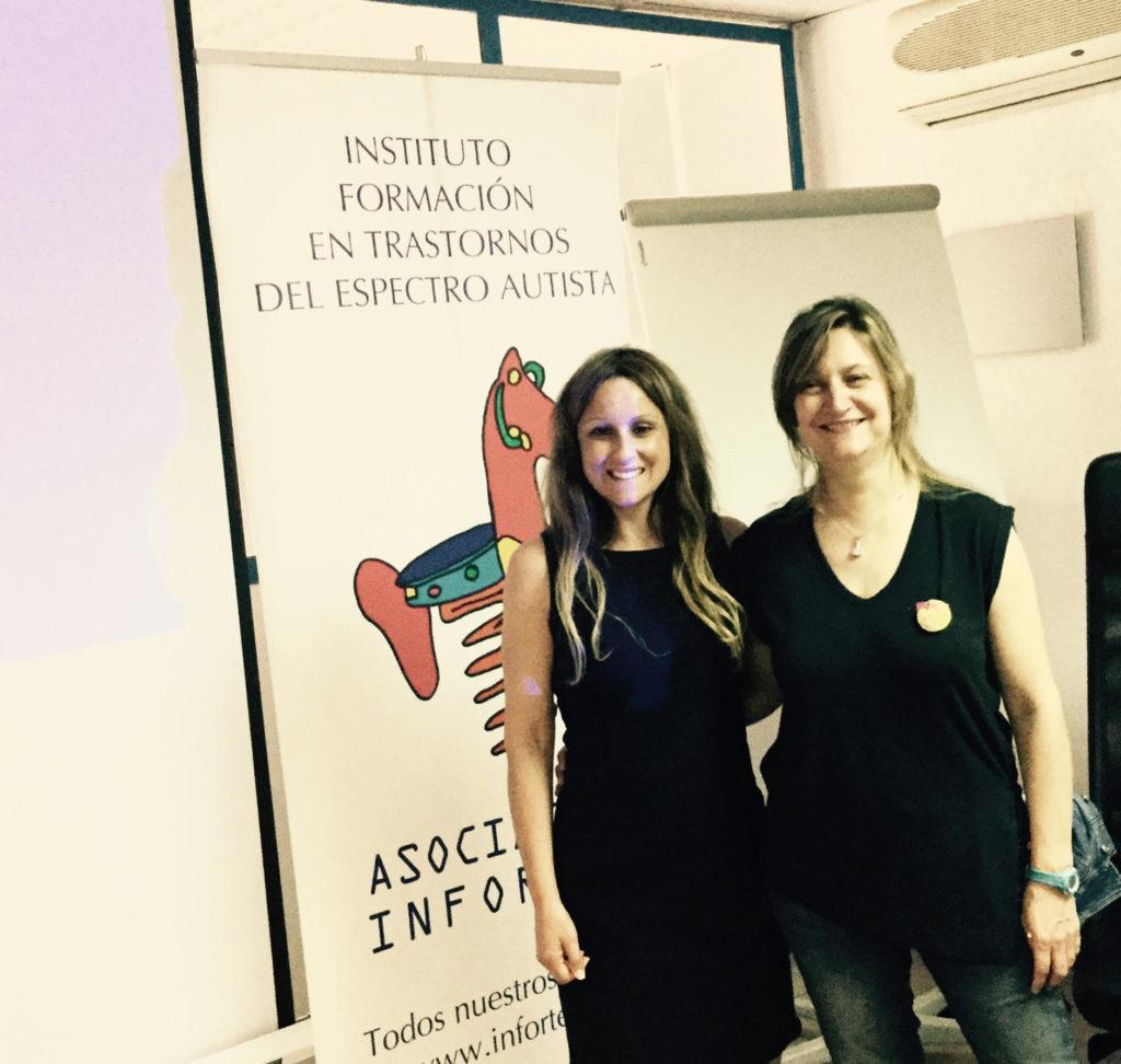 Madrid. Conductas en personas con Trastornos de Espectro Autista. ROSA MARIA BLANCO PSICOLOGIA